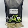 White Indo Kratom Capsules 1 Kilo (1000 grams)