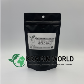 Gold Bali Kratom Powder Kilo (1000 grams)