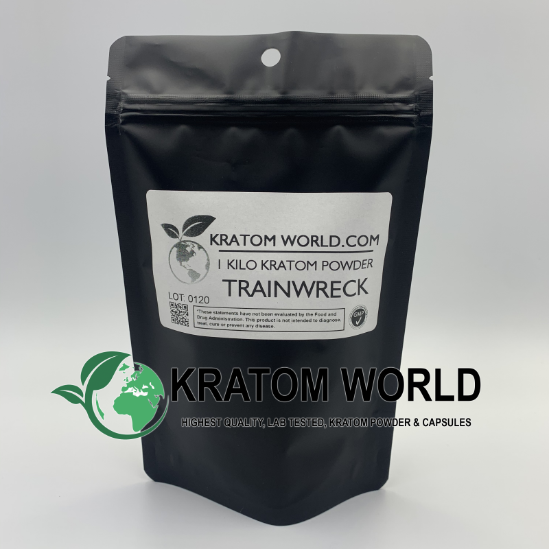 Trainwreck Kratom Powder